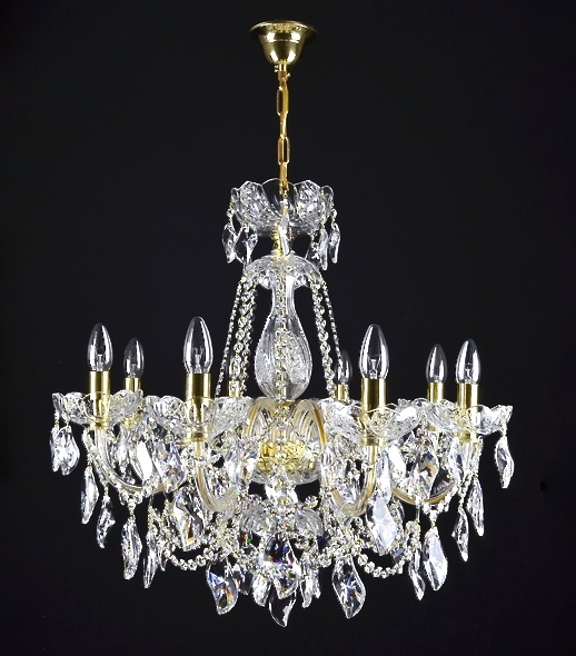 JWZ-146082100-Aristocratico-8-gold-crystal-chandelier-lustre