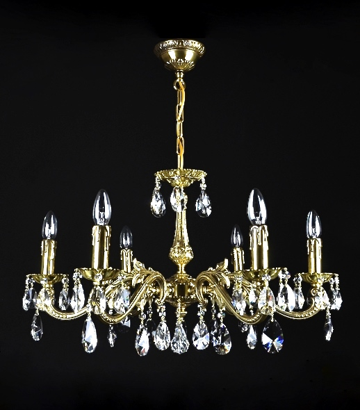 JWZ-229061100-Arrakis-6-gold-cast-chandelier-lustre-laiton